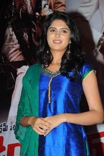 Deeksha Seth in Churidaar at Veedinthe Audio Launch