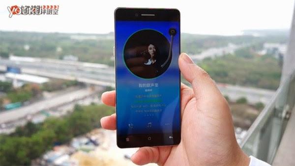 Terungkap Video Tipisnya Bezel Oppo R7