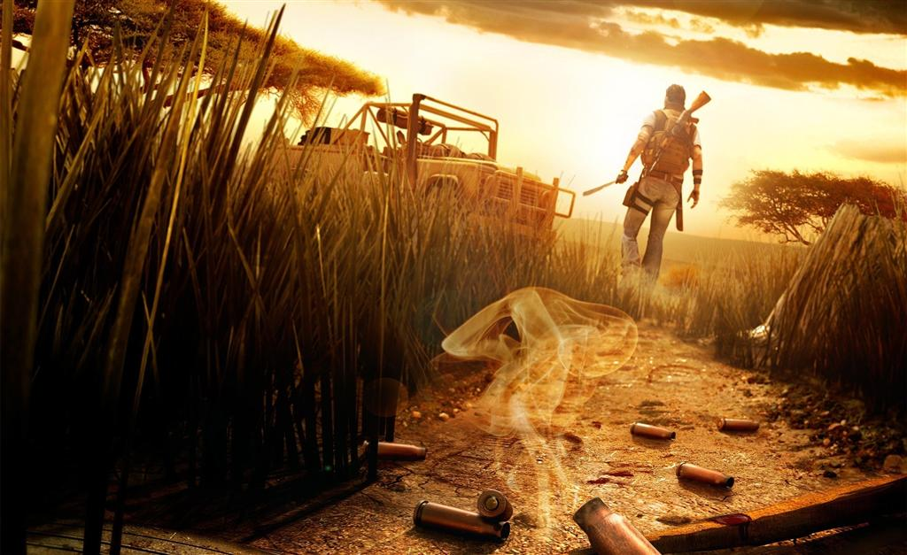 Far Cry HD & Widescreen Wallpaper 0.18327761584638
