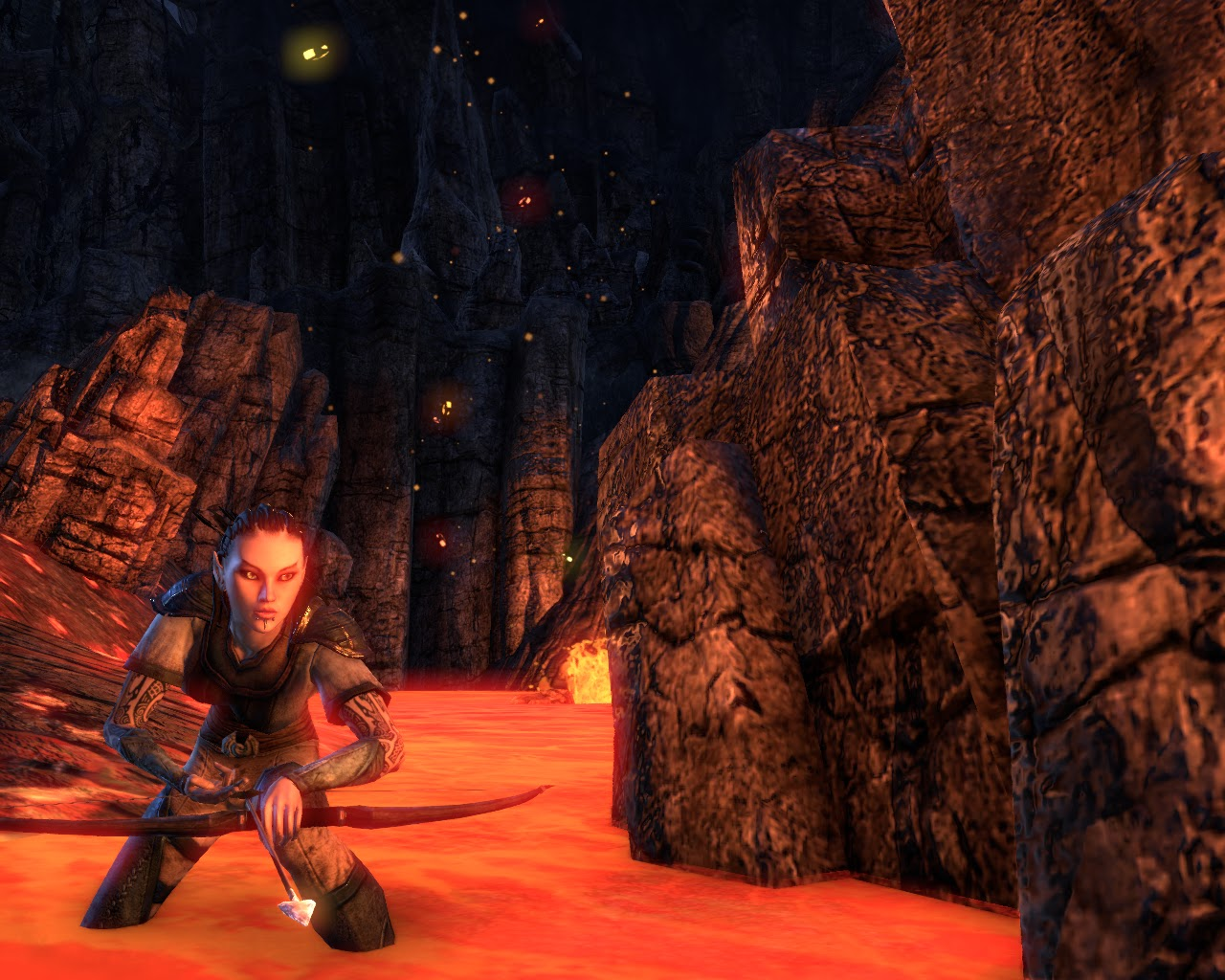 Elder Scrolls Online Screen Shot Cheesemongers Hollow