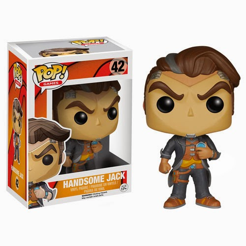 Funko Pop! Handsome Jack