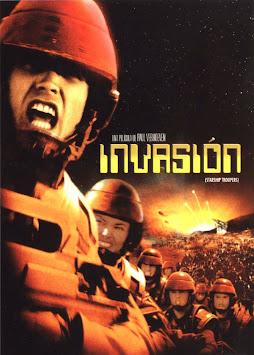 Ver Película Invasión (Starship Troopers) Online Gratis (1997)