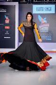 Lavanya Tripathi Glamorous Ramp Walk Photos Gallery-thumbnail-5