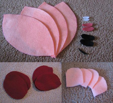 Como hacer un Kirby de Peluche | Inspiration