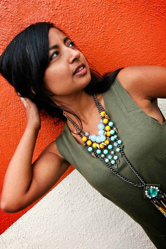 handmade statement jewelry - Akron OH design and fashion