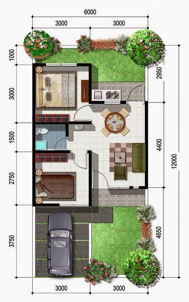 6 sketsa desain rumah minimalis terbaik leon pulsa