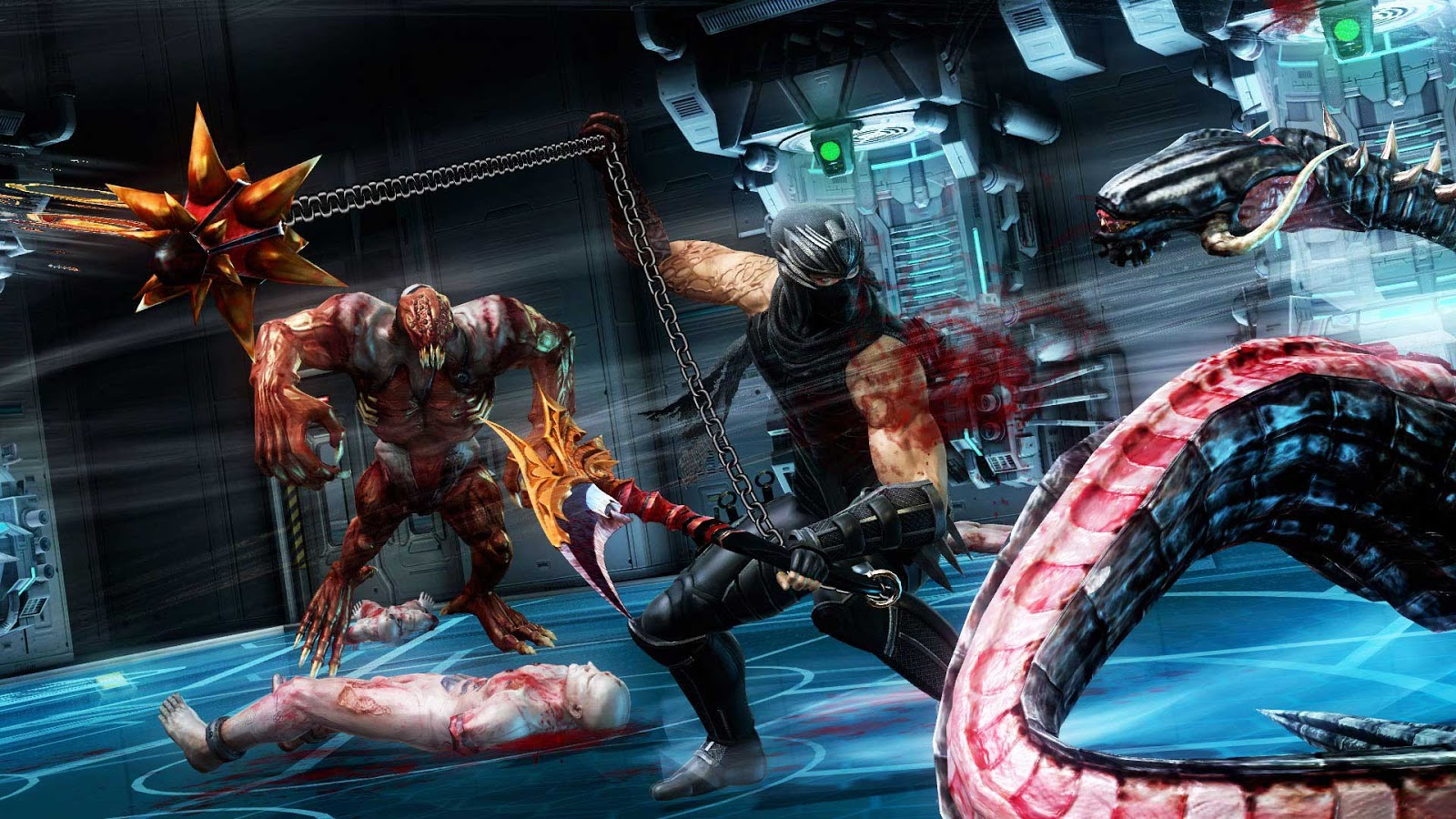 review: ninja gaiden 3: razor's edge (xbox 360) - digitally downloaded