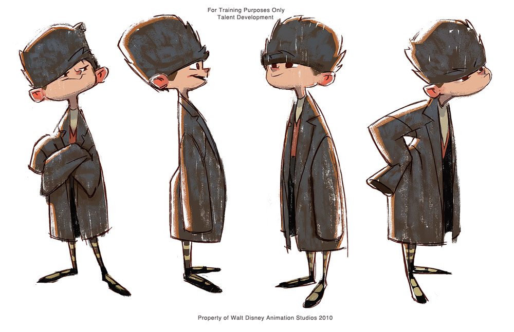 Character Design Artist Portfolio : Ryan lang portfolio hansel and gretel visual development