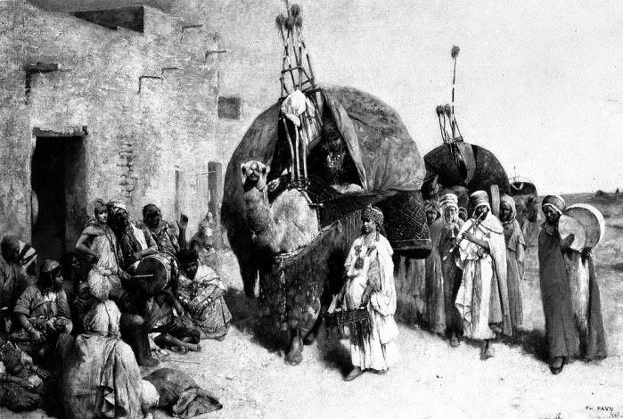 Penduduk Badui Arab pra Islam mayoritas penyair