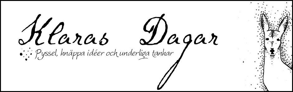 Klaras Dagar