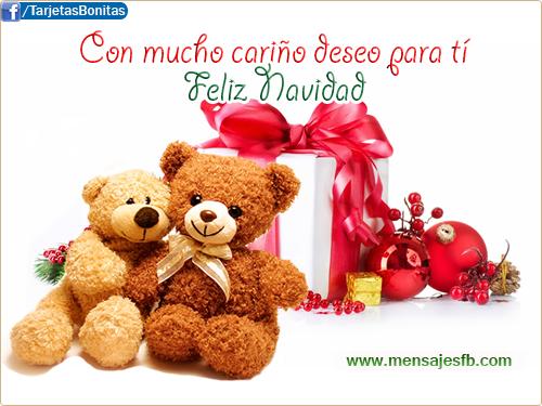 Postales bonitas de navidad mensajes para amor - Postales de navidad bonitas ...