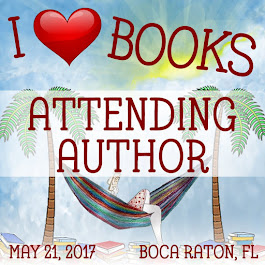 ~  I ❤  BOOKS EVENT  ~       ❤❤MAY 21st, 2017❤❤