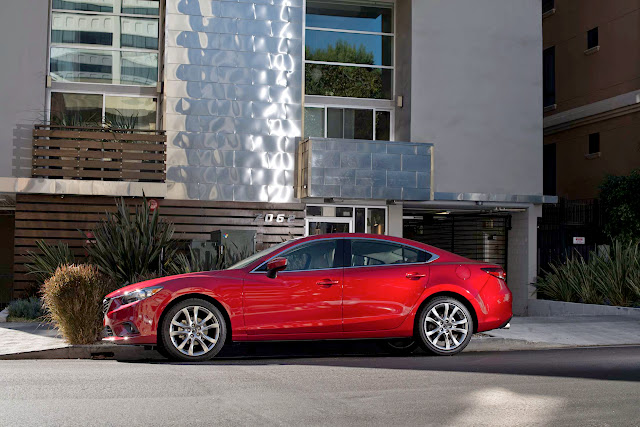 2014 Mazda6: Trim Levels, Prices and Fuel Efficiency