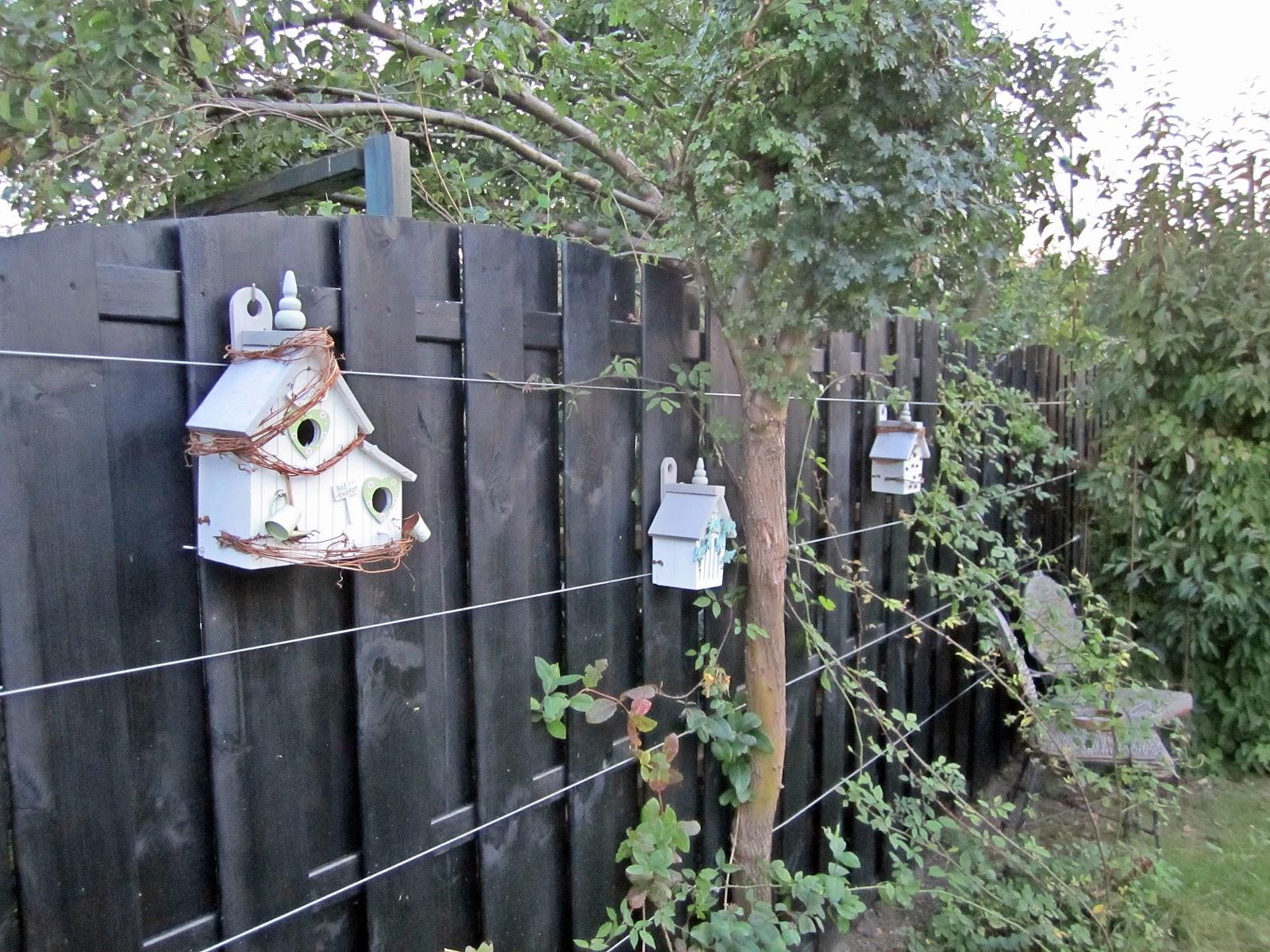 Nettes lille have: sensommerens have