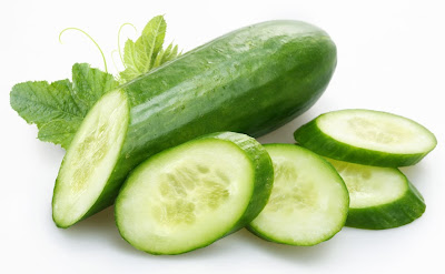 The Other Side of Cucumber Salad