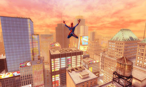 The Amazing Spider Man play store