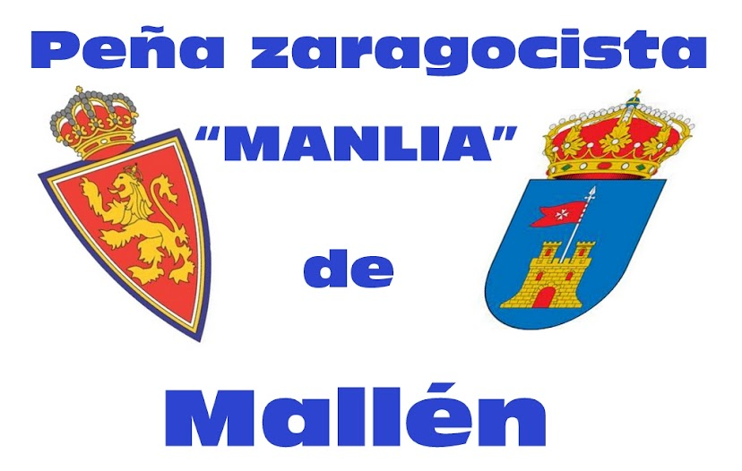 """Peña zaragocista """"Manlia"""" de Mallén"""