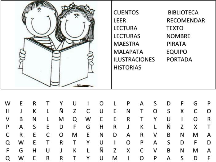 lectoescritura en tercer grado:
