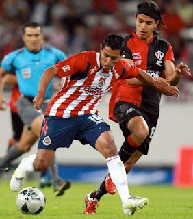 Atlas y Chivas en la Copa Guadalajara