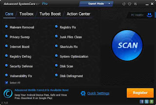 Advanced SystemCare Pro 6.1.9.220 Full Version