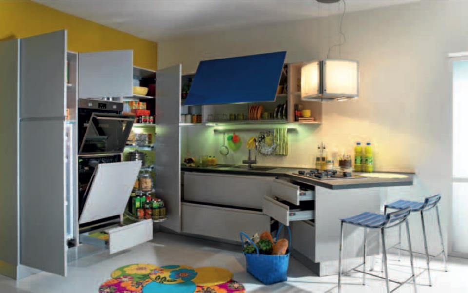 Home Idea Liveblog: Accessori - Per una cucina su misura.