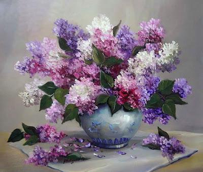 cuadros-de-flores-pintura