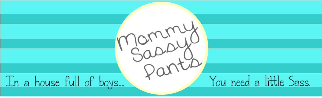 Mommy Sassy Pants