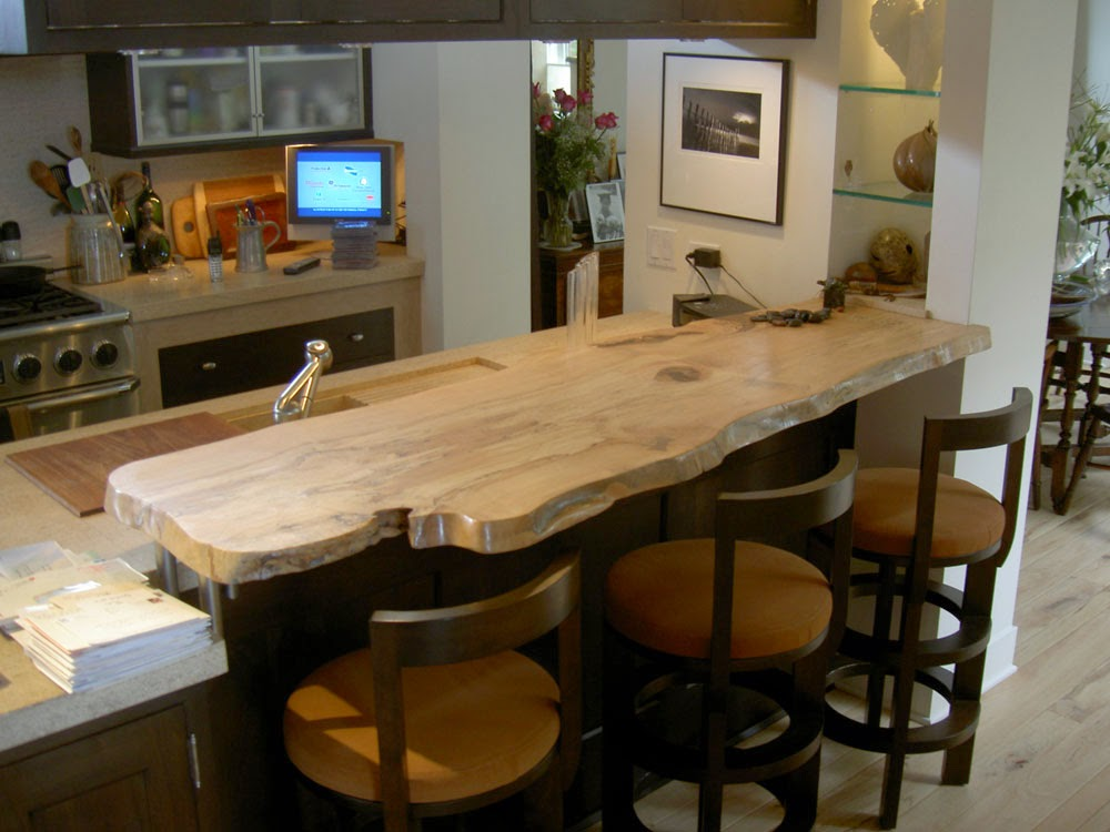 Interior Hardwood Countertops ideas