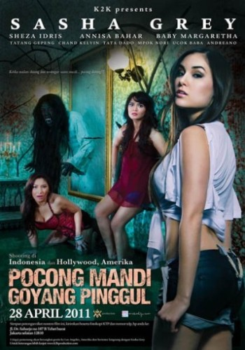 Pocong mandi goyang pinggul movie