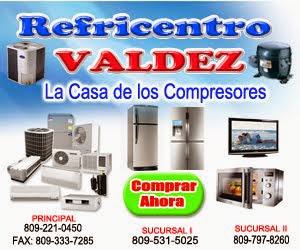 REFRICENTRO VALDEZ VEA LAS OFERTAS