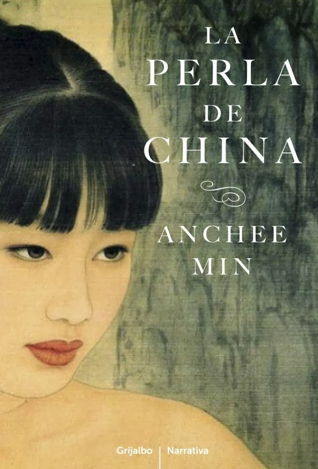 La perla de China, Anchee Min