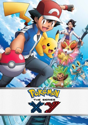 Pokémon: XY  Episódio 07  HDTV Legendado