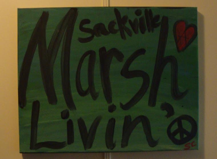 sackville marsh livin'