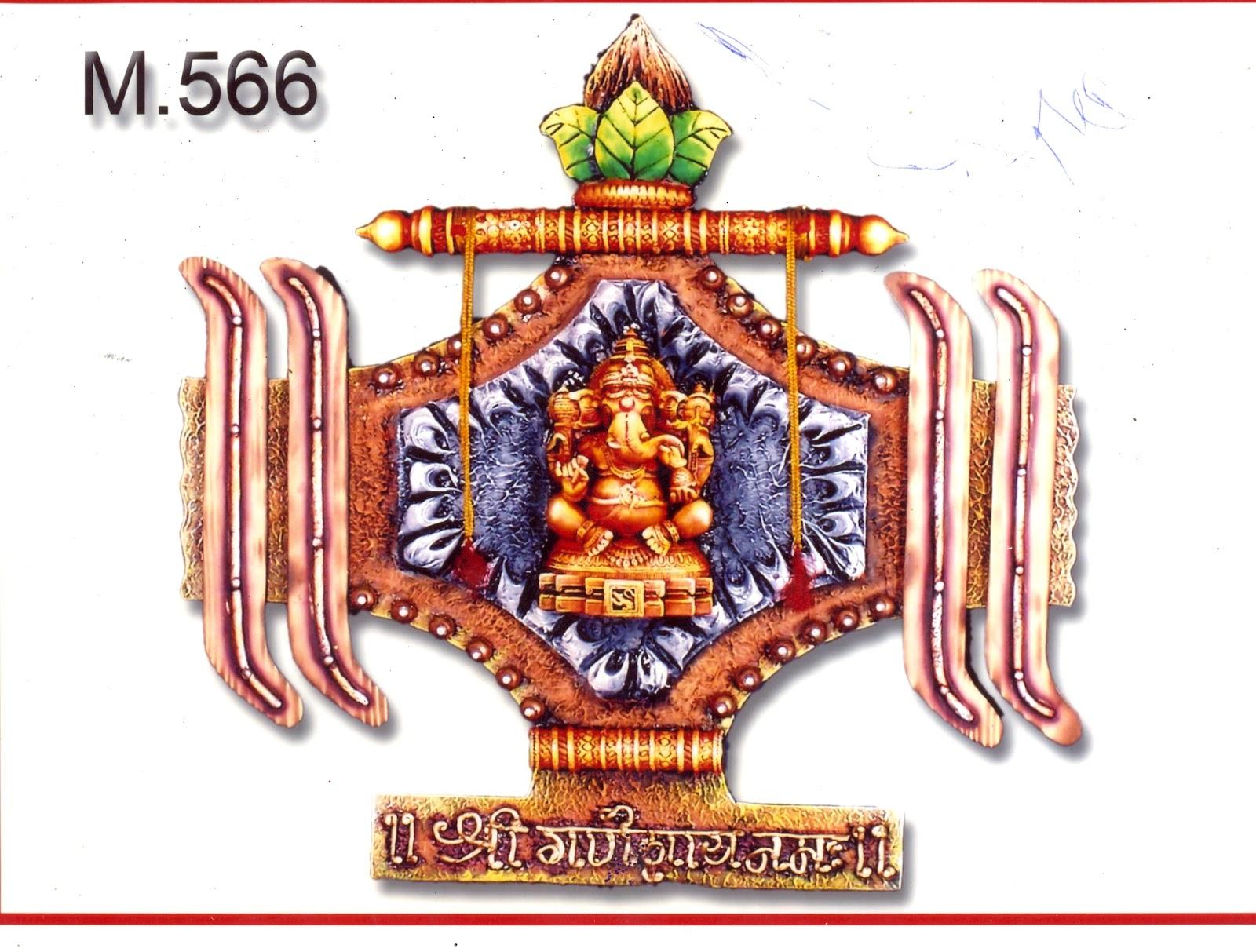 Muralsindia ganesh mural for Mural ganesha