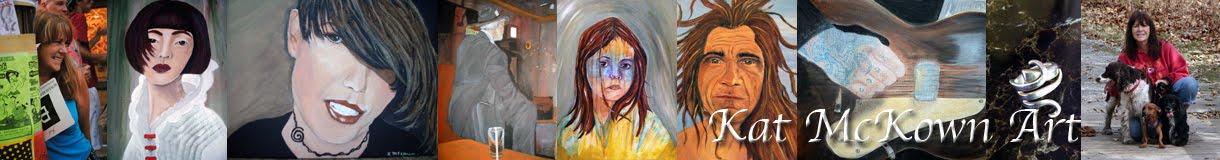 Kat Mckown Art
