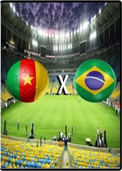 Copa do Mundo 2014: Camarões x Brasil 23/06 Torrent