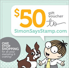 Weekly prize on the Simon Says Stamp Challenge :-)