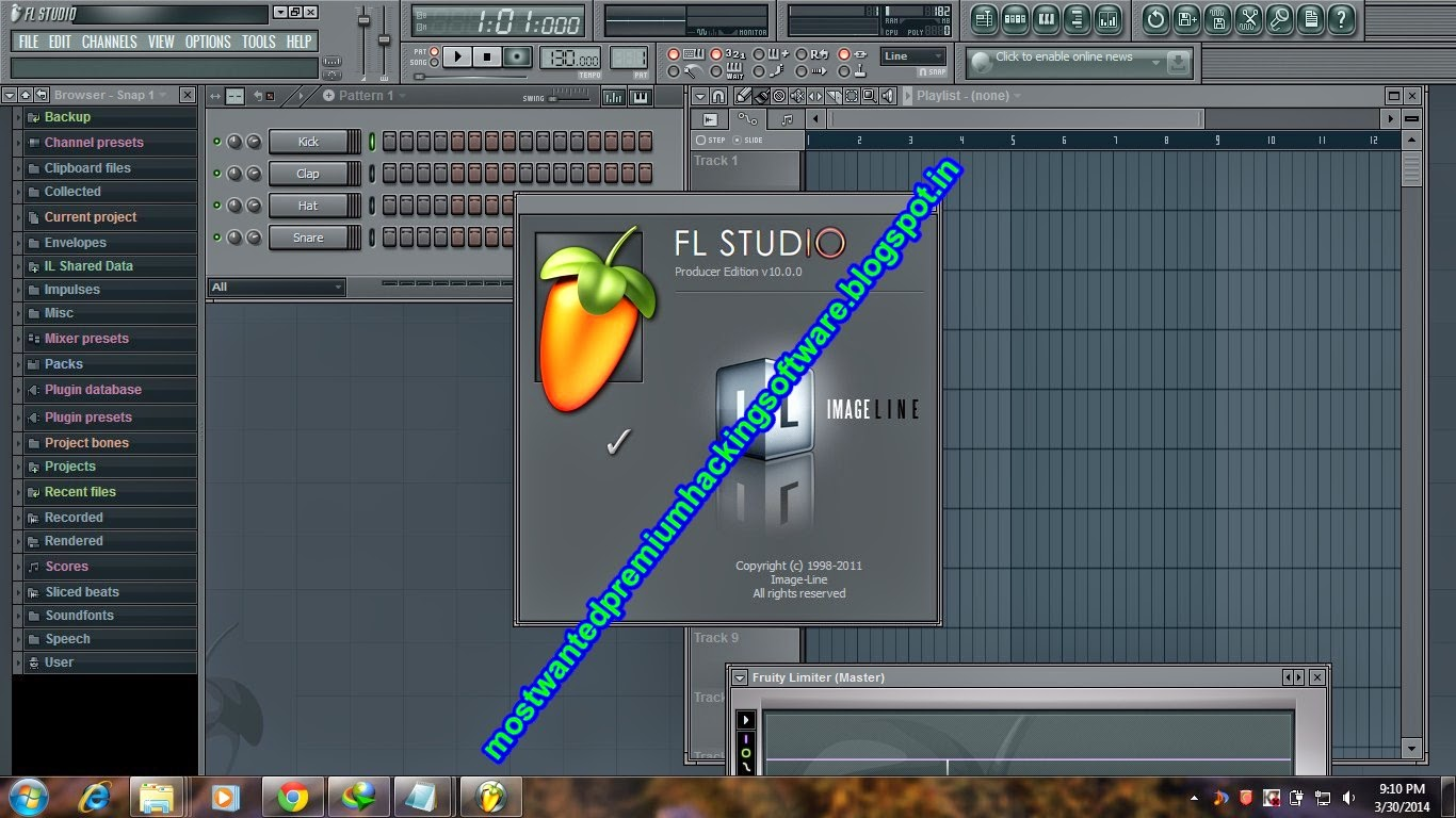 FL Studio 12 Free Download - OneSoftwares