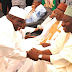 Photo of the day: When Aminu Tambuwal met President Jonathan