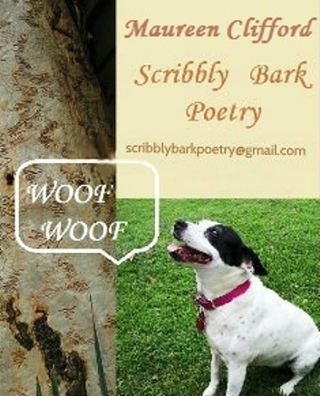 Maureen Clifford at Scribbly Bark Poetry