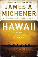 Cover of Hawaii by James Michener