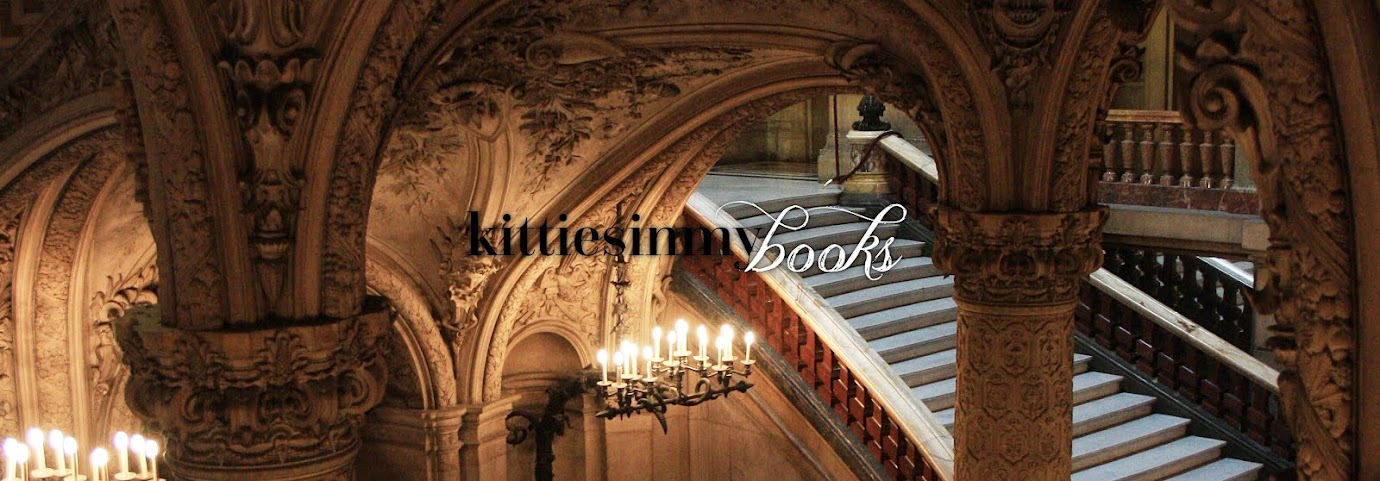 Kitties in my Books