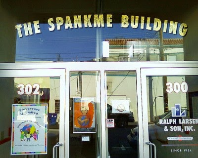 http://www.funnysigns.net/the-spankme-building/