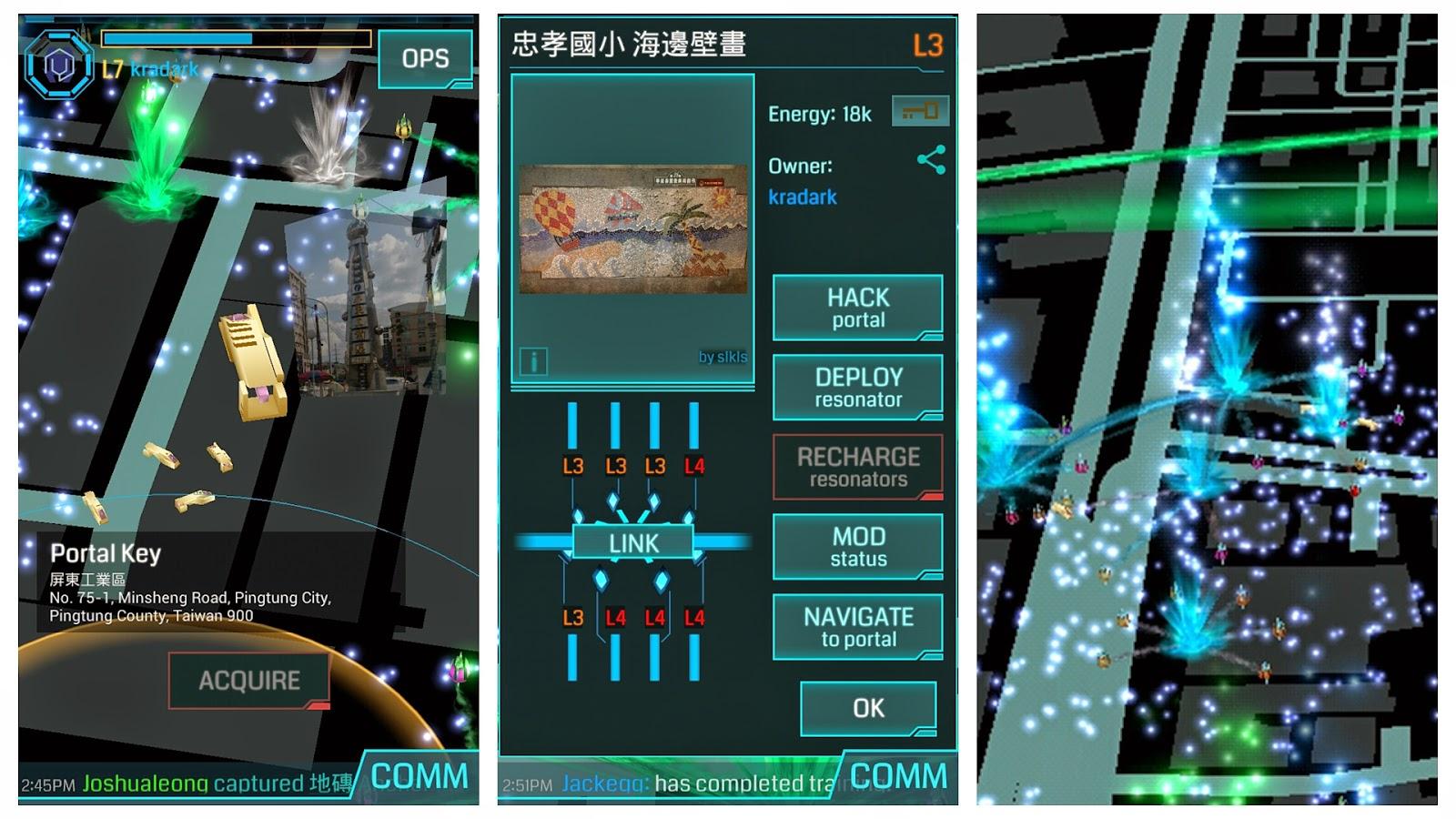寶可夢GO的前作 - 擴增實境大作Ingress不只是一個GAME! - 10