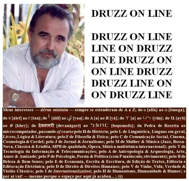 DRUZZ ON LINE