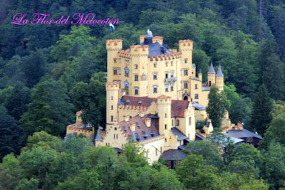 Hohenschloss desde Neuschwanstein