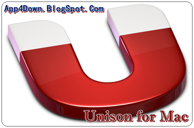 Unison 2.48.6 for Mac Final Version 2015 Free Download