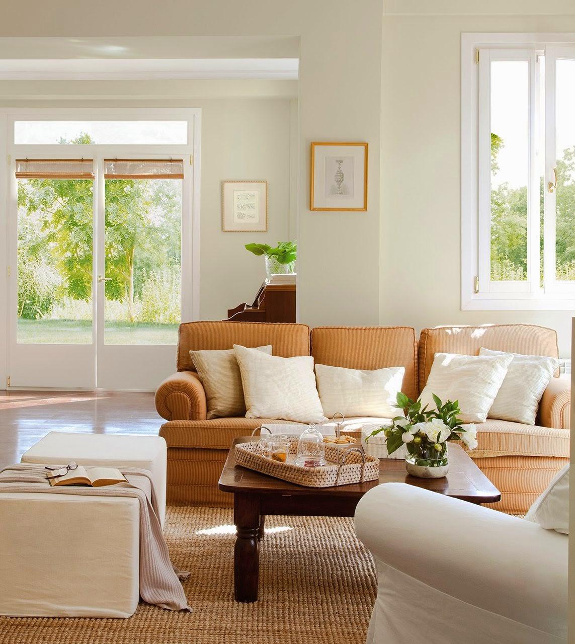 Detalhes do c u decorando com almofadas for Sofas clasicos de tela