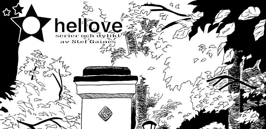 hellove - Stef Gaines