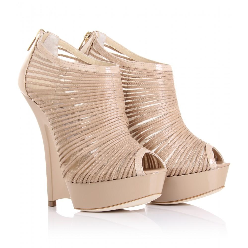 footwear files shoe of the day jimmy choo ellie wedge